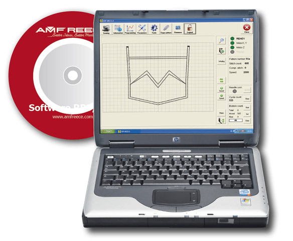 RPS-01 Software
