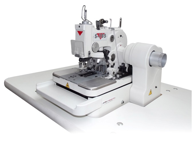 Mechanical Eyelet Buttonhole Machine S-105